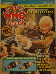 Dr Who Weekly #6